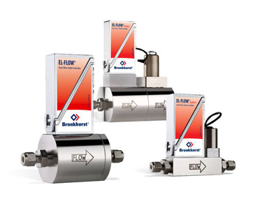 Mass Flow Meters Controller for Gases - EL-FLOW Select series