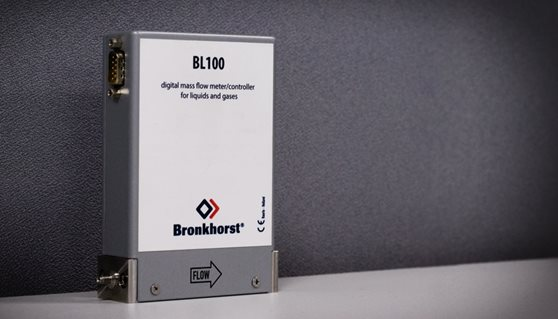 BL100; demonstration model micro-Coriolis technology for field tests
