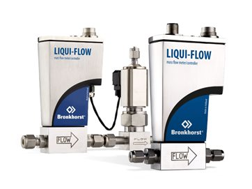 INDUSTRIAL STYLE LIQUID MASS FLOW METERS / CONTROLLERS - LIQUI-FLOW™ series