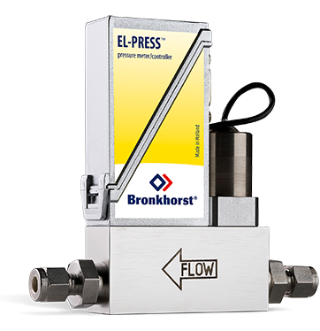 Pressure Meters & Controllers for GAS and LIQUID | Bronkhorst