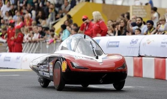 Hydrogen Car Green Team Twente