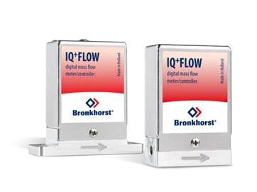 ULTRA COMPACT MASS FLOW METERS / CONTROLLERS - IQ+FLOW® series