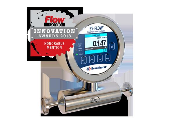 Mass flow meters & Controllers | Bronkhorst