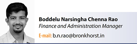 Finance and Administration Manager