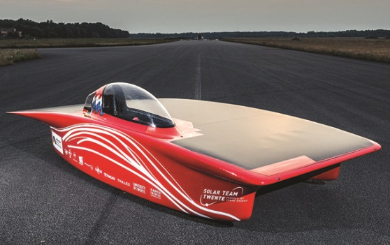 Solar Team Twente: We believe in the power of the sun