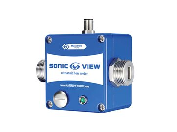 Ultrasonic flow meters for liquids - SONIC-VIEW series