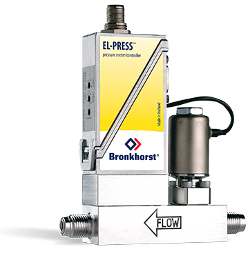 EL-PRESS Metal Sealed P-602CM (P2-control)