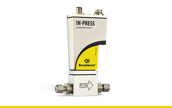 IN-FLOW pressure meters