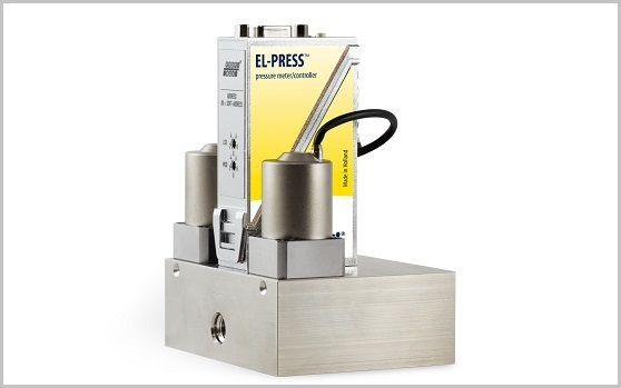 New EL-PRESS process pressure controller