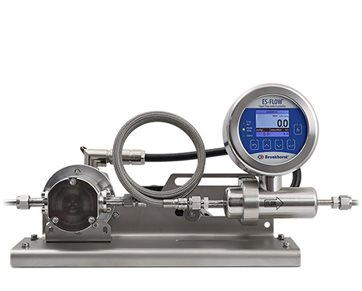 ES-FLOW™ ES-FLOW meter with pump