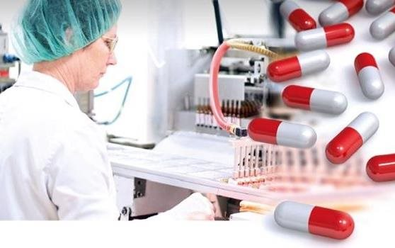 How can mass flow controllers support the continuous manufacturing pharmaceutical industry?