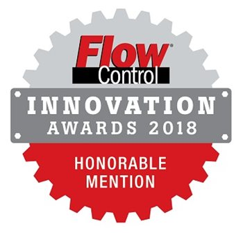 Flow control logo Innovation Awards 2018