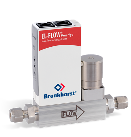 EL-FLOW® Prestige with Modbus-TCP interface