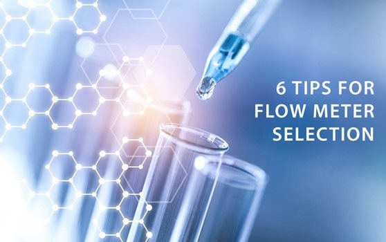 Blog series: Tips for Flow Meter Selection
