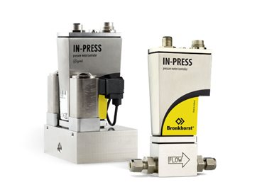 INDUSTRIAL STYLE PRESSURE METERS / CONTROLLERS - IN-PRESS series