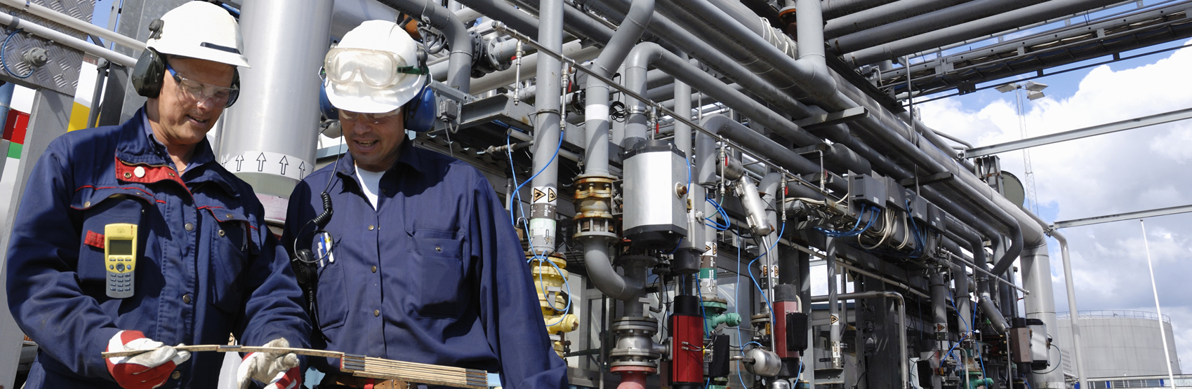 Use of Mass Flow Meters and Controllers in Oil & Gas