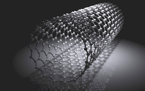 Carbon Nanotubes 3D model